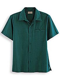 Scandia Woods Pin Dot Sport Shirt