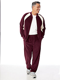 Irvine Park Velour Jog Suit by Blair