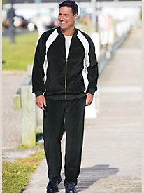 Irvine Park Velour Jog Suit