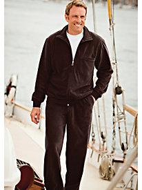 Irvine Park Solid Velour Jog Suit