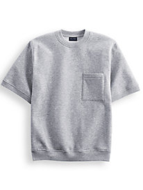 John Blair Short-Sleeve Sweatshirt