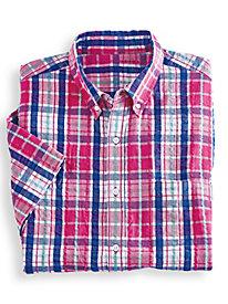 Scandia Woods Seersucker Shirt