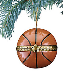 Basketball Surprise Ornament