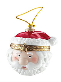 Santa Surprise Ornament