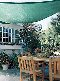 Square Shade Sail (11-ft.10in.x11-ft.10in)