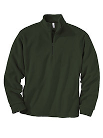 Women's and Men's ButterFleece Zip-T