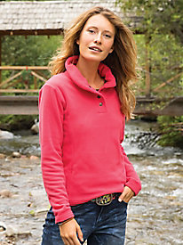 Women's ButterFleece Shawl-Collar