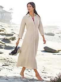 Sandwashed Silk Linen...