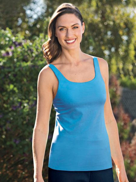 Find tank tops with bra cups at ShopStyle. Shop the latest collection of tank tops with bra cups from the most popular stores - all in one place.