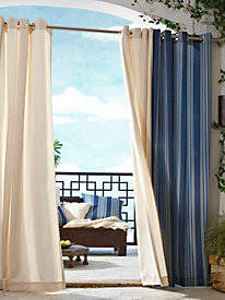 Indoor/Outdoor Gazebo Curtains