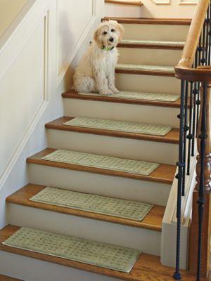 Bon Non Slip Carpeted Stair Treads | Blair