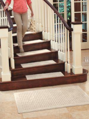 vista rug - nonslip indoor rug - stair treads | solutions
