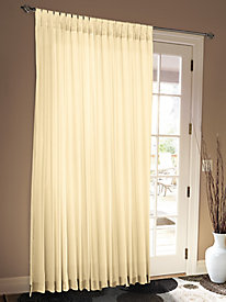 54-in.L Insulated Curtains (two 40-in.W panels)