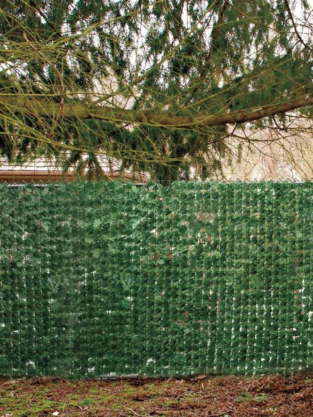 Fence Ivy Privacy Screen Chain Link Fence Cover