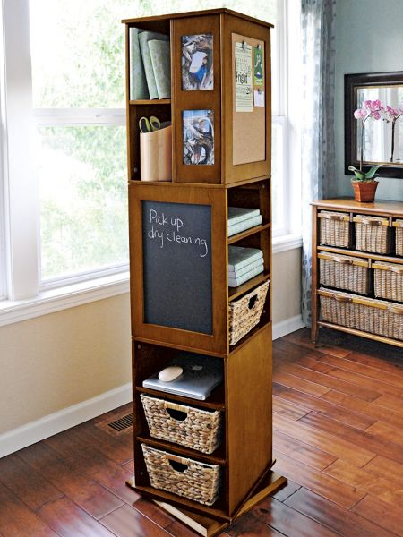 Swivel Storage Amp Media Tower Cabinet Solutions