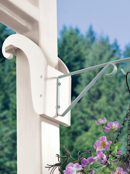 Post Caddy Plant Hook Hangers For Hanging Plants Solutions