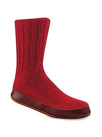 Ragg Wool Slipper Socks