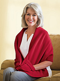 Comfort Fleece Shoulder Cozy