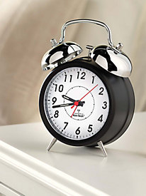 Atomic Bell Alarm Clock