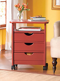 3-Drawer Multipurpose Cart