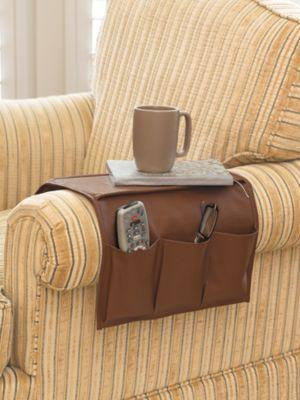 Sofa/Armchair Organizer   Chair Caddy   Couch Pocket Organizer | Gold Violin