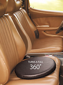 Brown Leatherette Deluxe...
