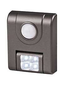 Motion Sensor Light - White or Bronze