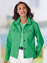 Womens Plus Jackets