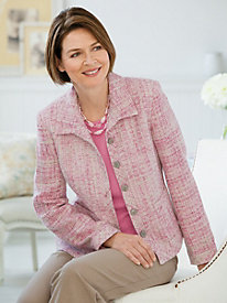 Pretty-in-Pink Jacket
