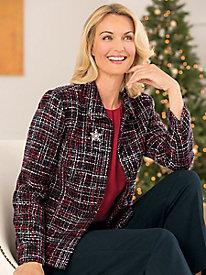 Madison Tweed Jacket