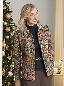 Tapestry Jacket by Koret