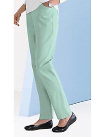 Classic 5-Pocket Colored Straight Leg Jean