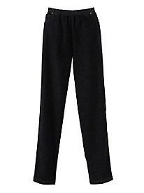 Koret Pull-On Denim Pants