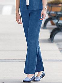 Textured Comfort Pants