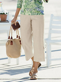 Harbor Breeze Cropped Pants
