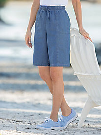 Koret Chambray Shorts