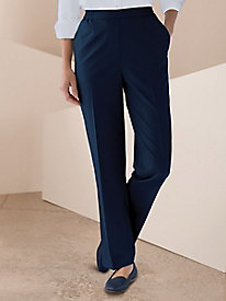 Stretch Gabardine Pants by Koret