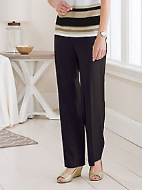 Animal Magnetism Easy-Drape Pants