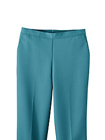 Lake Meade Pull-On Pants by Alfred Dunner�