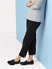 Premium Knit Crop Pants