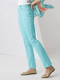 Gloria Vanderbilt Amanda Colored Jeans