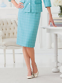 Hamilton Tweed Skirt