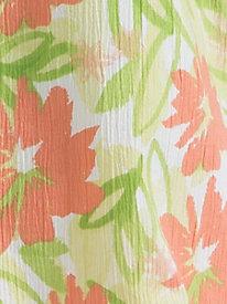 Summer Garden Crinkle Skirt