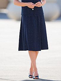 Koret Dot Print Skirt