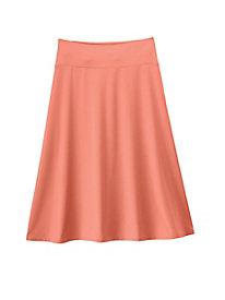 Koret Solid or Print Knit Skirt