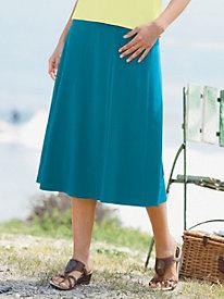Graceful Knit Skirt