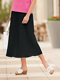 Washable Linen Skirt