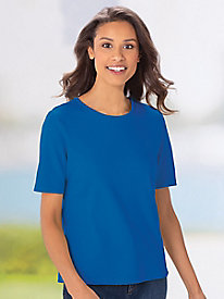 Perfect-Coverage Elbow-Sleeve Tee