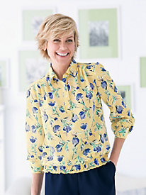 Spring-In-Bloom Blouse
