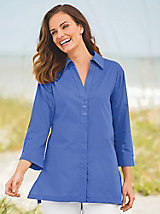 Womens Plus Shirts and Blouses